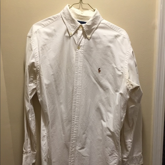 Polo by Ralph Lauren Other - White Polo Button Down